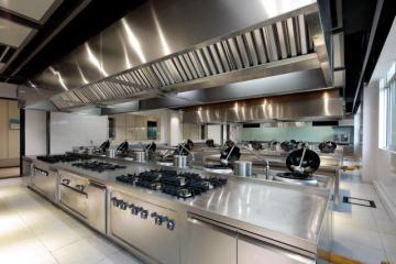 烹调工艺与营养实训室